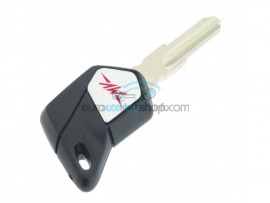 MV Agusta motorbike key - Black - key blade ZD24R - after market product